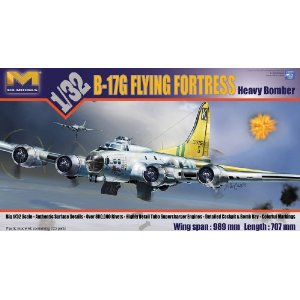 1/32 B-17G Flying Fortress late Ver.