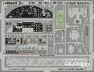 1/48 Photo Etch Set B17G Fly Fortress Ckpt IntRVL EDU49337 by Eduard