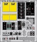 EDU32779 1:32 Eduard Color PE - B-17G Flying Fortress Radio Compartment Detail Set (for the HK Model model kit) MODEL KIT ACCESSORY by Eduard