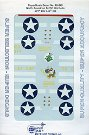 Super Scale Decals 1:48 North American B-25D Mitchells 501th BS #48-849* by Super Scale Decals
