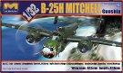 HK MODELS 1/32 B-25H Mitchell 'Gun Ship' HK-01E03 by HK Model