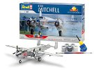 Revell 1:48 Gift Set B-25J Mitchell Flying Bull 05725 by Revell